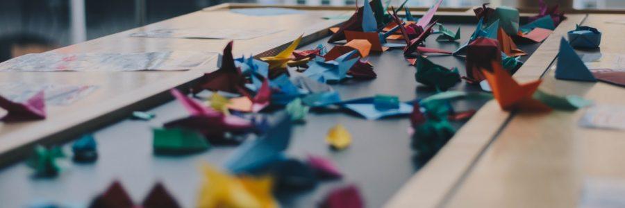 В стране оригами