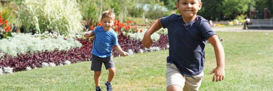 Физическое развитие дошкольников