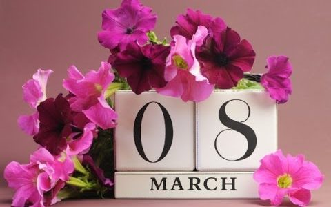 Чудесный день 8 марта